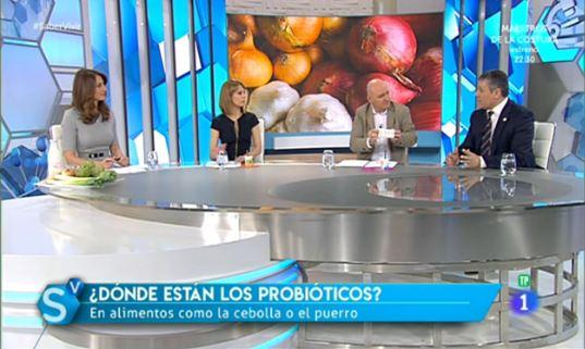 """Entrevista en Programa """"Saber vivir"""" de RTVE"""