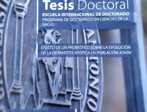 Nuestras investigadora, Beatriz Ruzafa Costas, defendió su tesis doctoral